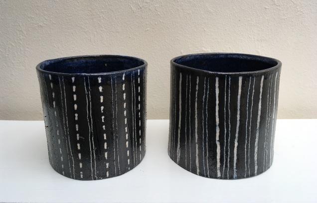 2Blue Stripys