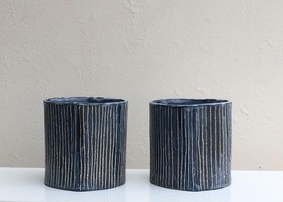 Blue stripys